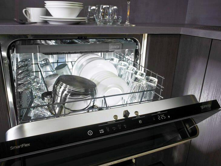 Встраиваемая энергоэффективная посудомойка Gorenje