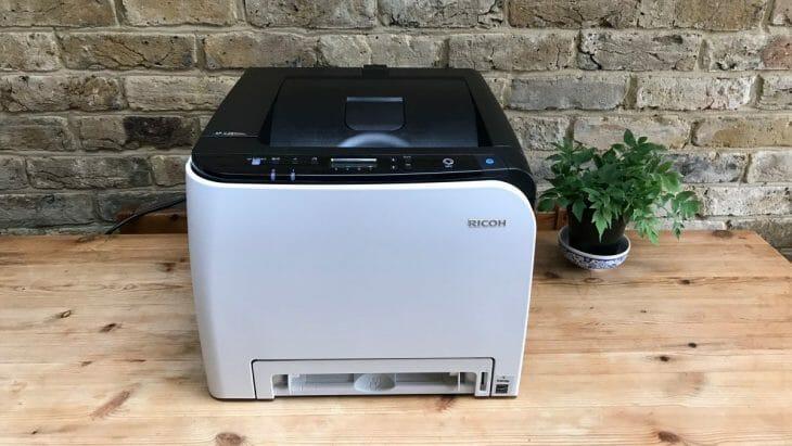 Высокоскоростной лазерный принтер