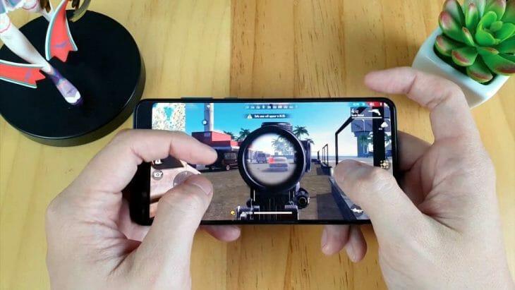 Игра на Huawei P40