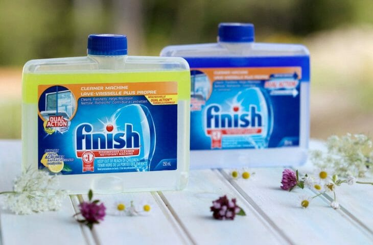 Ополаскиватель Finish для посудомоечной машины