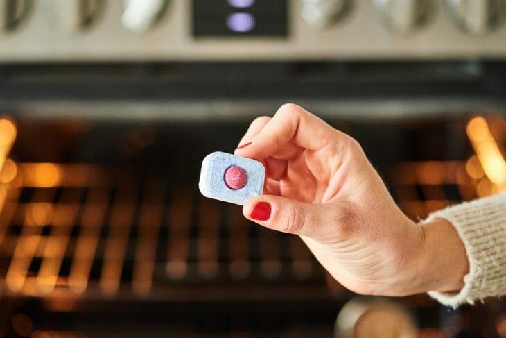 Популярная таблетка для посудомойки