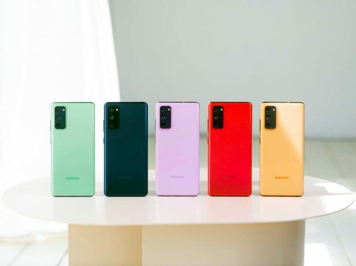 S-линейка смартфонов Samsung