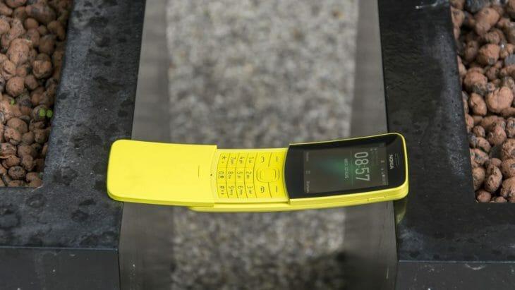 Телефон Nokia с поддержкой 4G