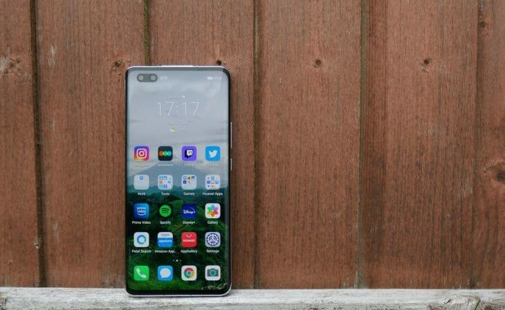 Безрамочный смартфон до 40000 рублей