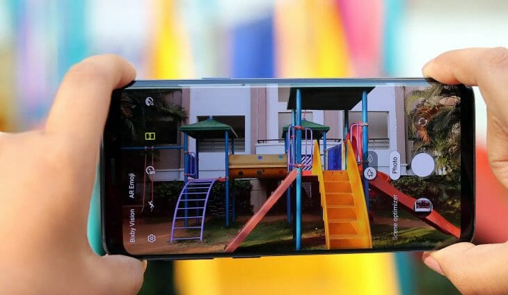 Камерафон Samsung