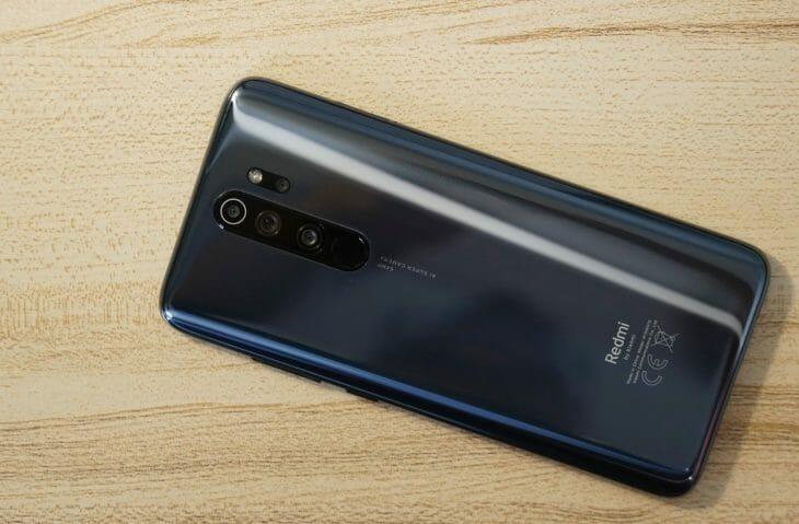 Камерафон со светочувствительной оптикой