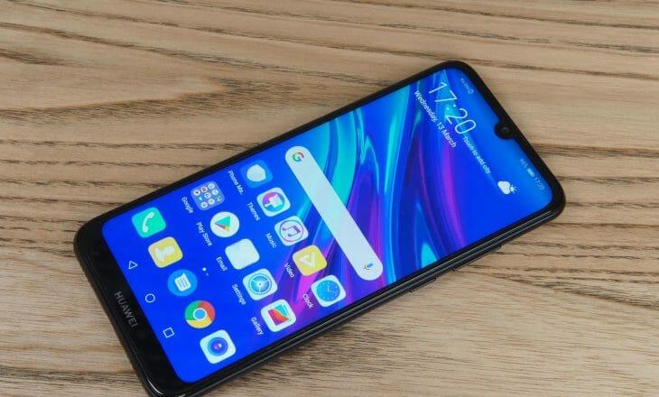 Недорогой телефон с IPS- экраном