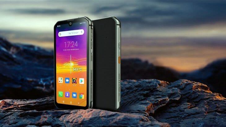 Защищенный смартфон с быстрым процессором