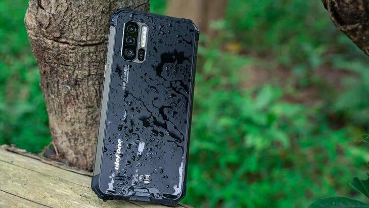 Защищенный телефон на Android