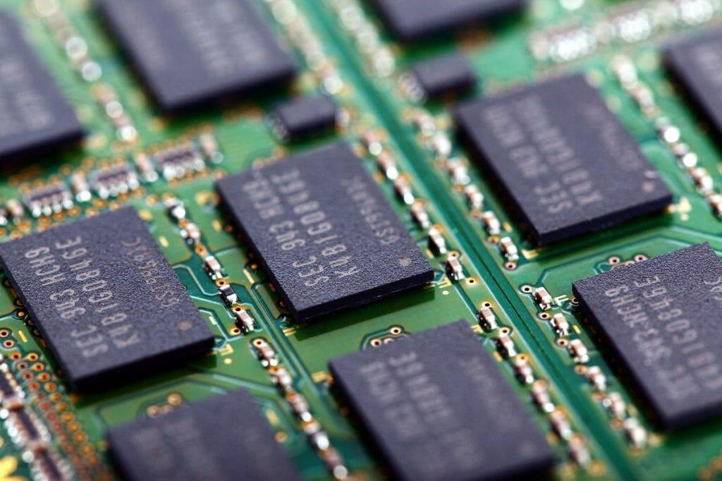 Чипы памяти видеокарты для майнинга
