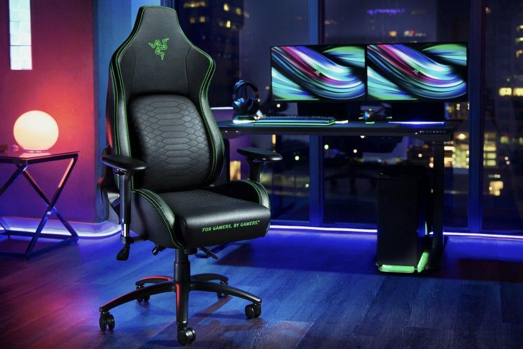 Геймерское кресло Razer Iskur