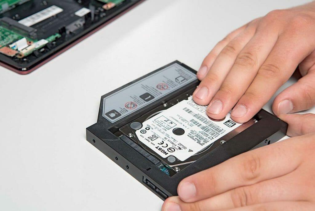Адаптер для подключения жесткого диска