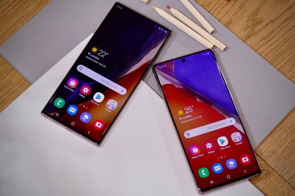 Игровые смартфоны с большим экраном
