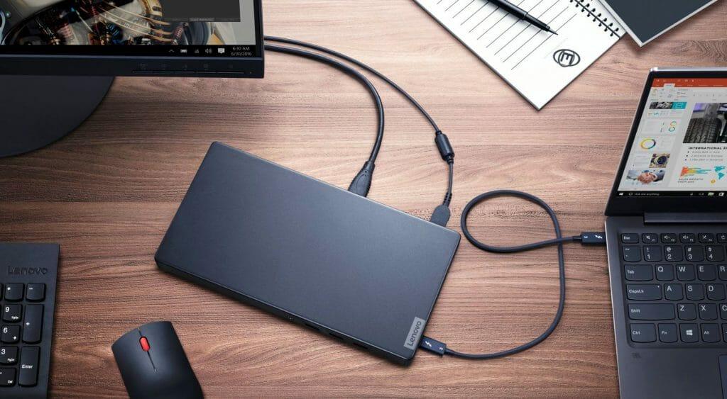 Компактная внешняя видеокарта для ноутбука
