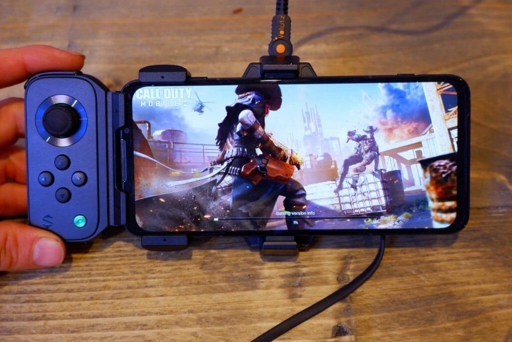 Мобильный гейминг на Black Shark 3