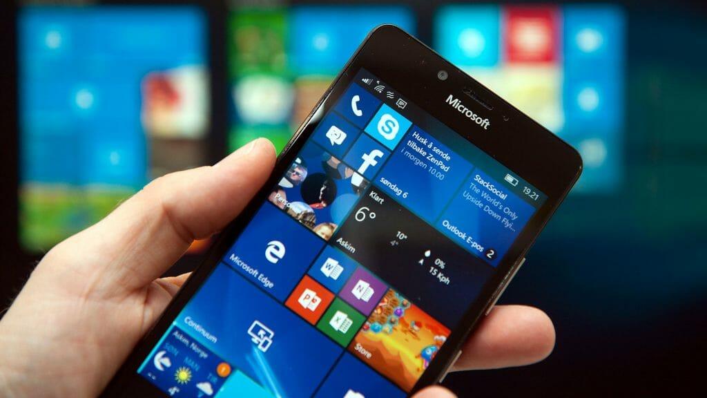 ОС Windows для телефона