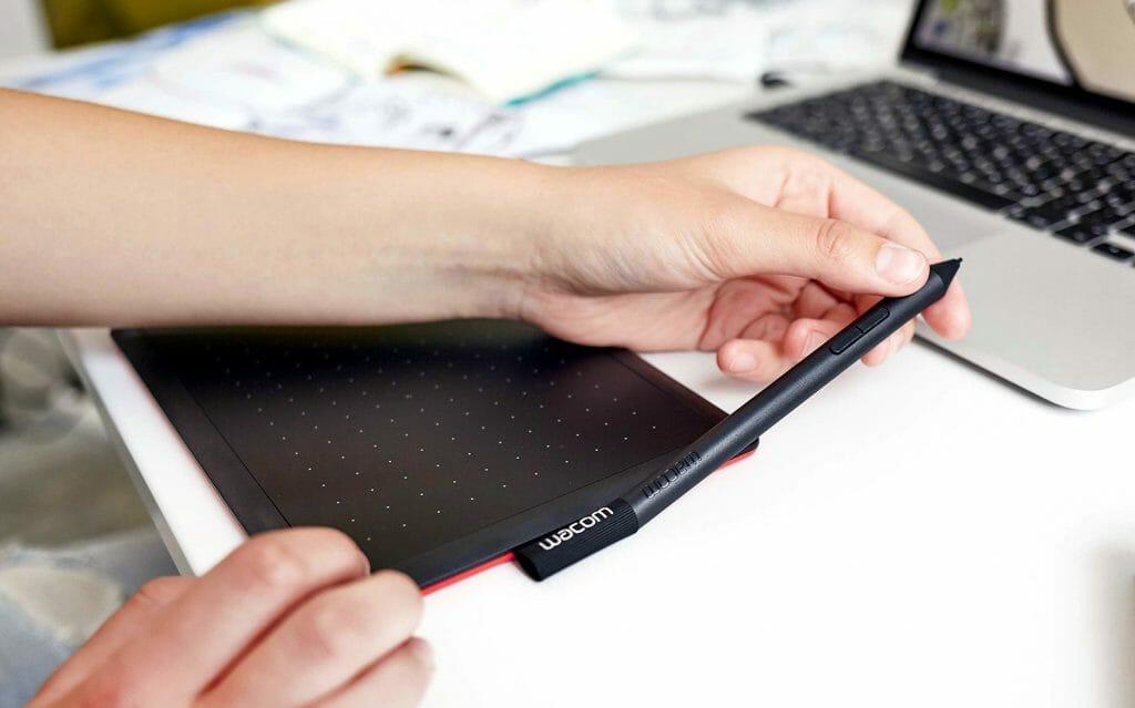 Перо графического планшета для рисования