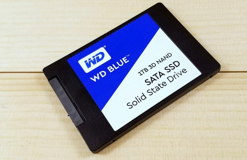 SSD диск WD