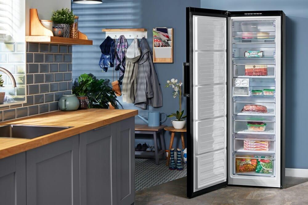 Морозильный шкаф в квартире
