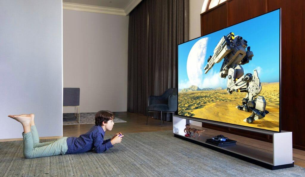 Телевизор с частотой обновления 120 Герц