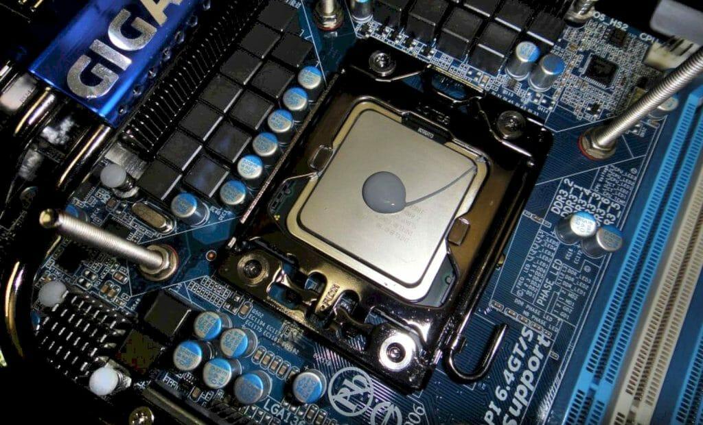 Термопаста для CPU на одну замену