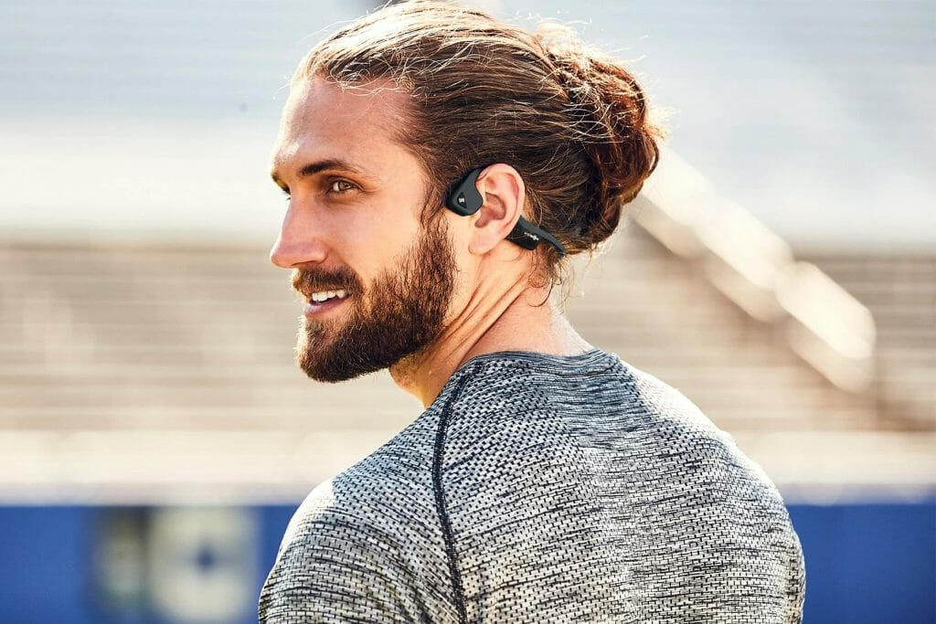 Bluetooth наушники для бега