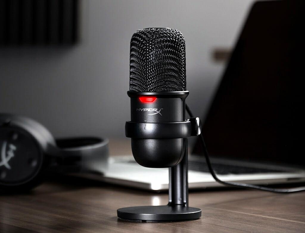 Конденсаторный микрофон к компьютеру