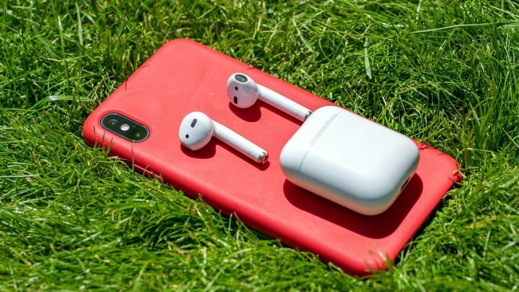 Наушники-вкладыши Apple