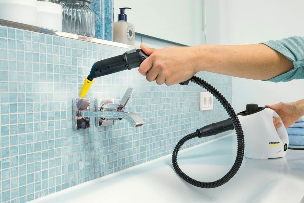 Пароочиститель для мойки ванны