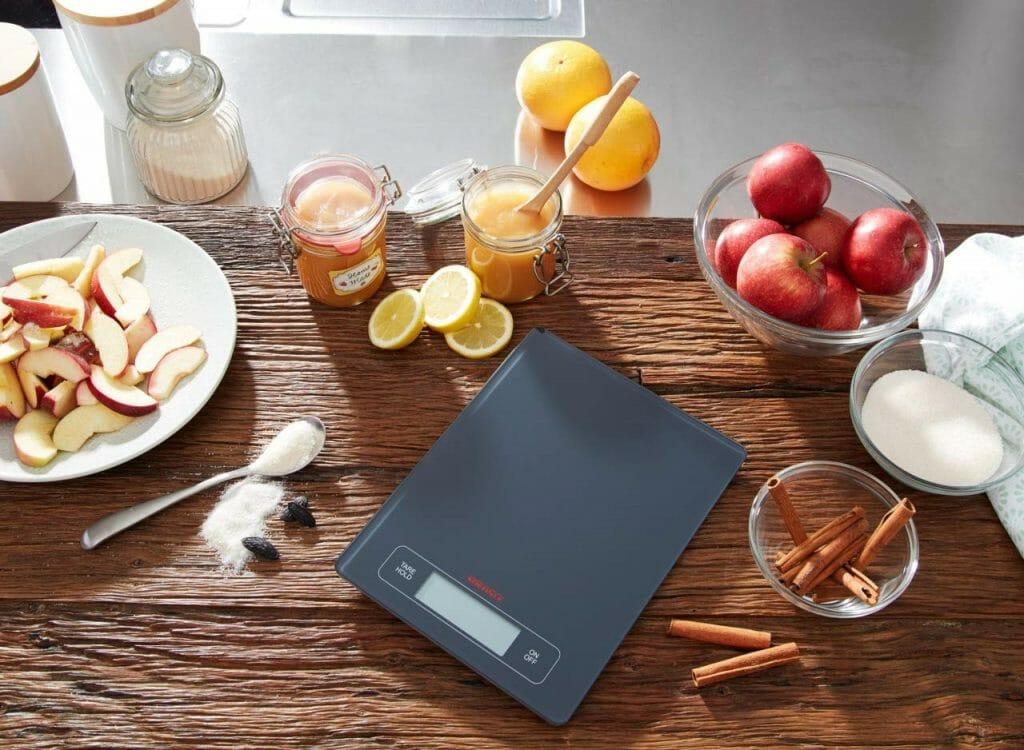 Точные весы на кухню