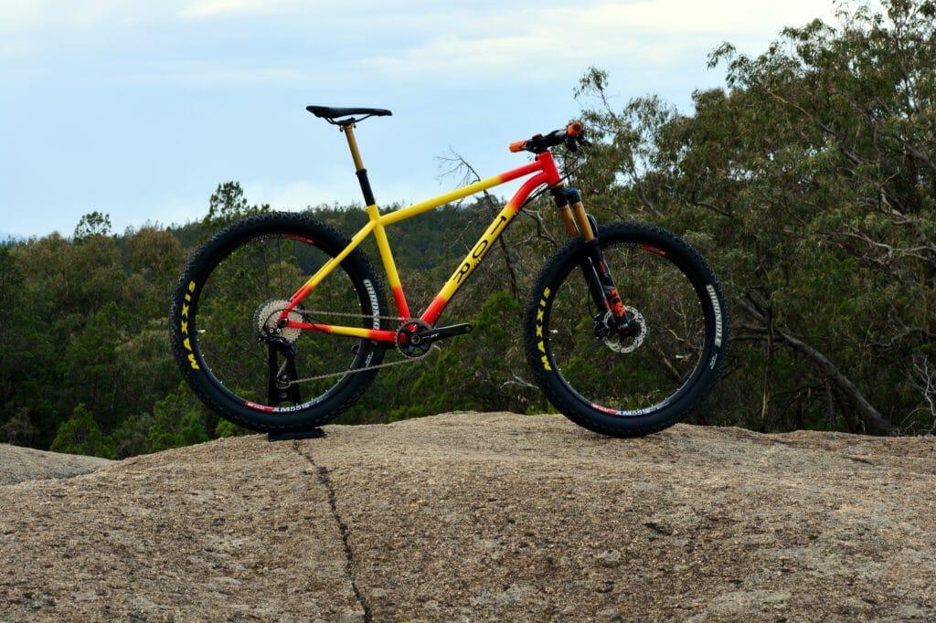 Хардтейл велосипед