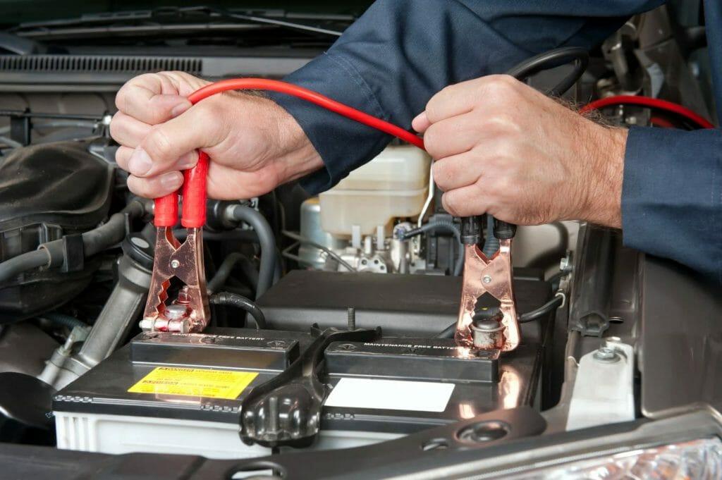 Использование емкого аккумулятора в машине