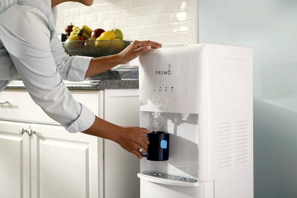 Кулер для воды с нагревом