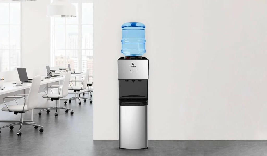 Кулер для воды с компрессорной системой