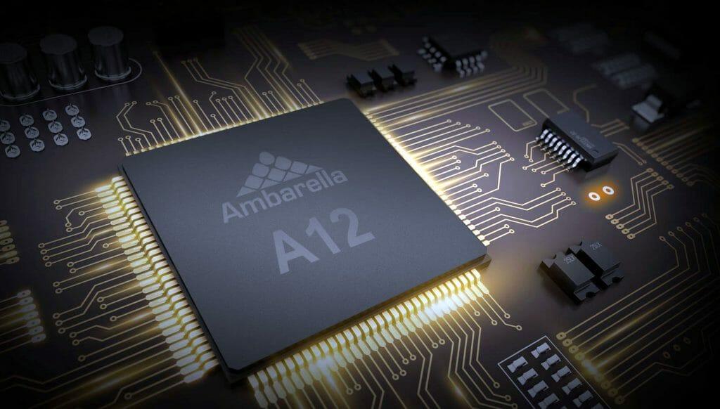 Процессор Ambarella