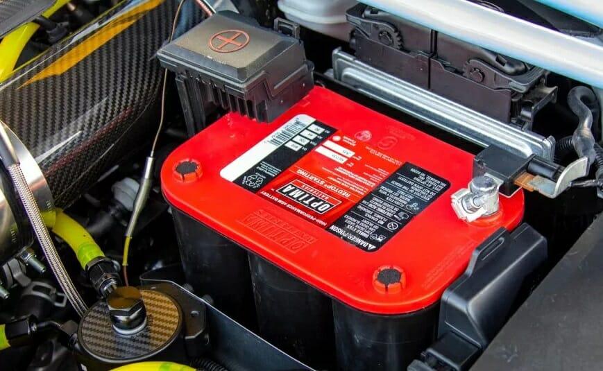 Аккумулятор AGM в авто