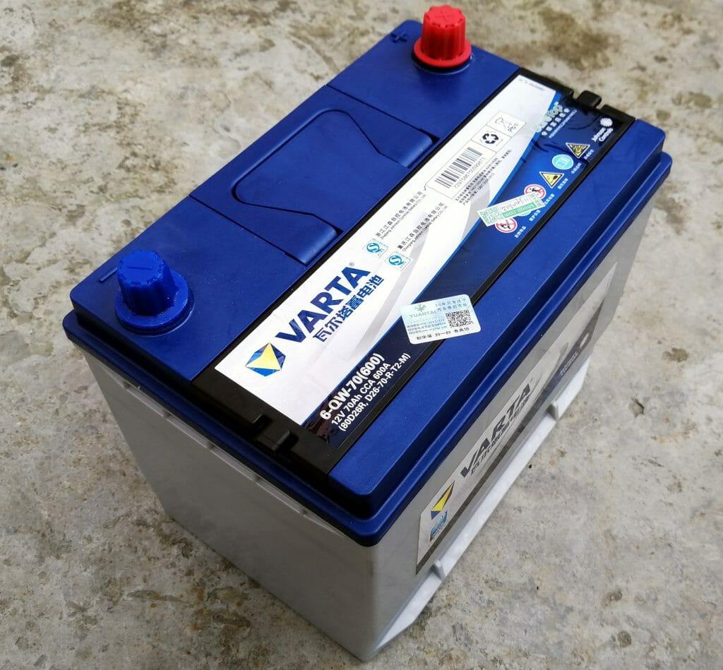 Автомобильная батарея