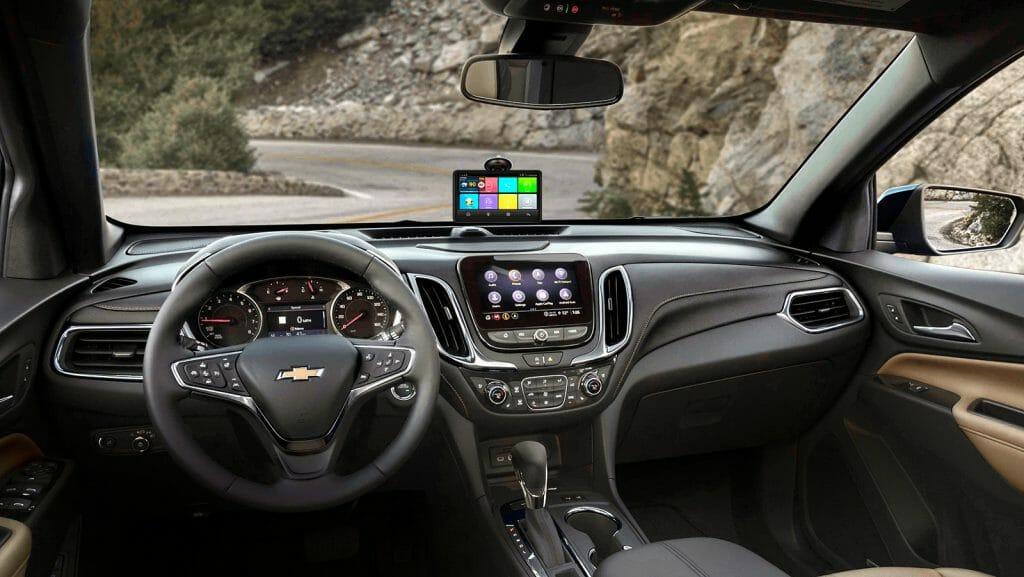 GPS-навигатор с функцией видеорегистрации