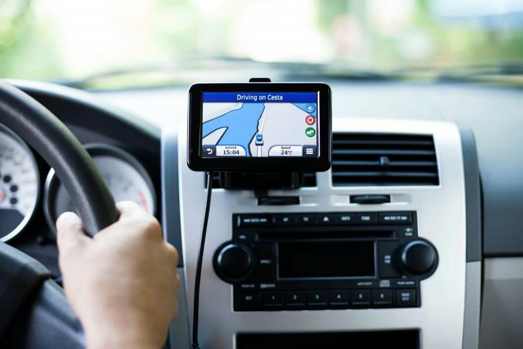 Компактный GPS-навигатор