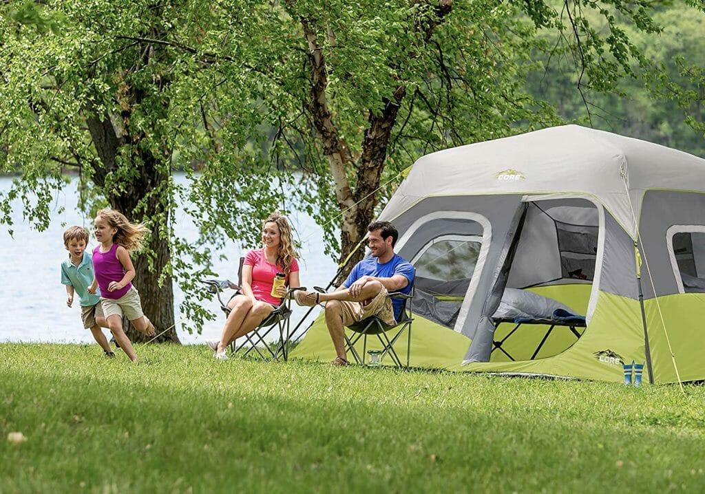 Палатка для семьи