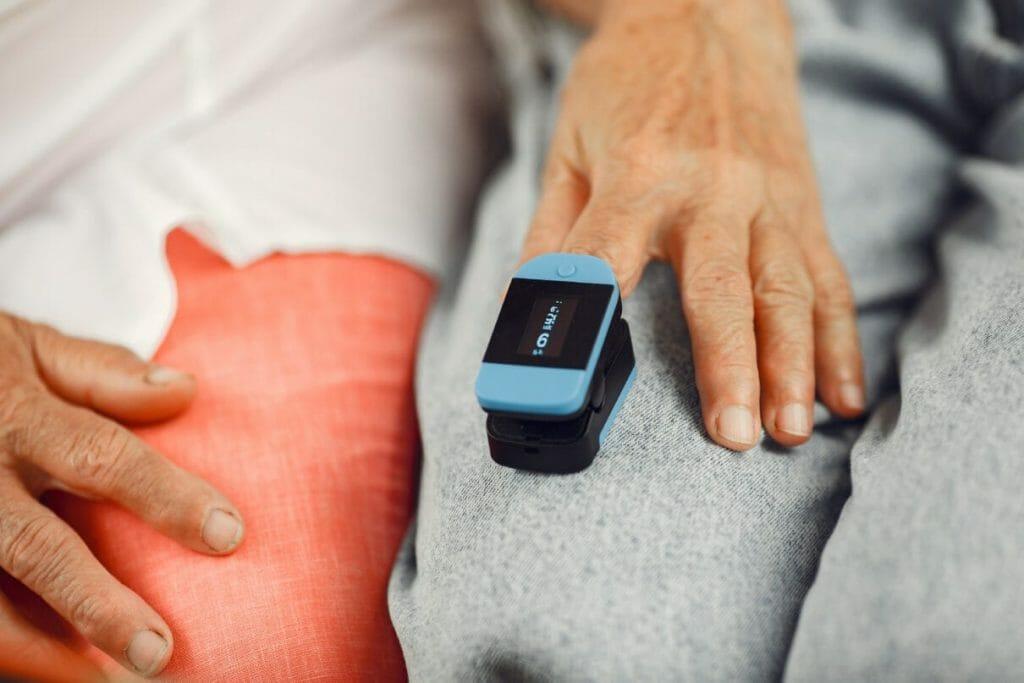 Мобильный измеритель пульса