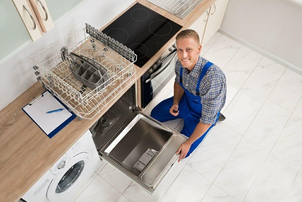 Ремонт посудомойки по гарантии