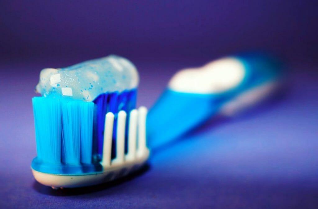 Гелеобразная зубная паста