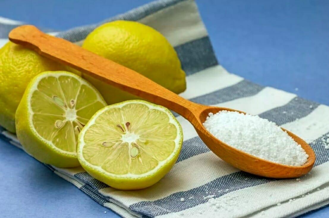 Лимонная кислота или сок