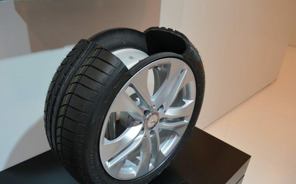 Устройство Run Flat шины