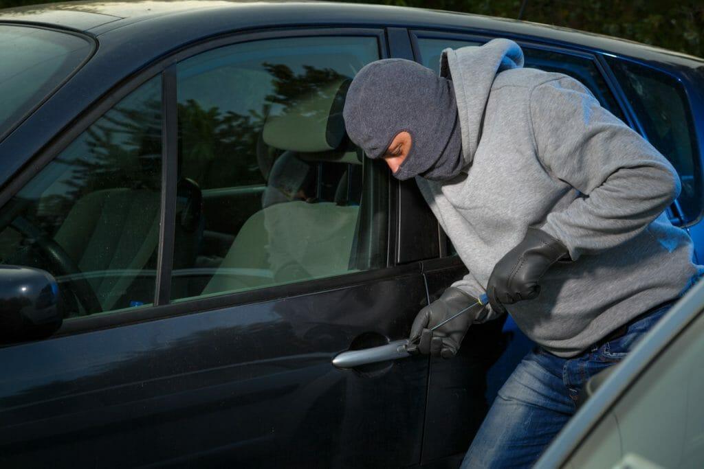Взломщик автомобиля