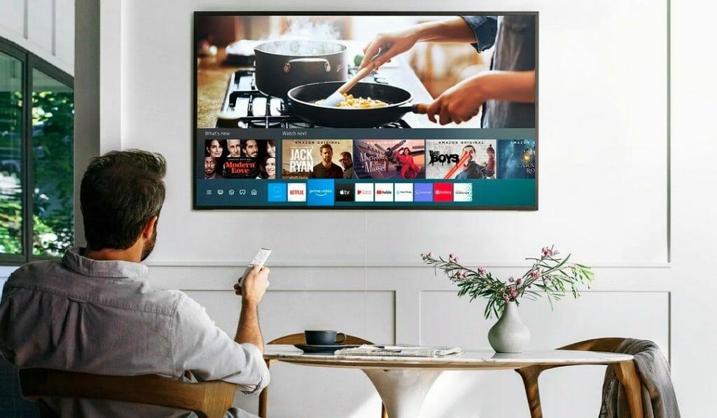Управление смарт телевизором