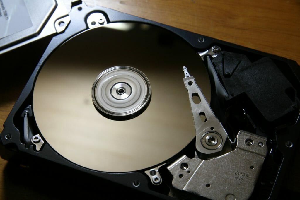 Конструкция HDD