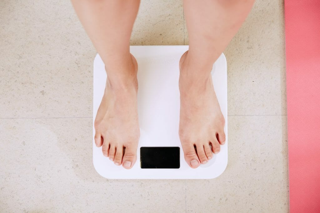 Напольные весы для ванной