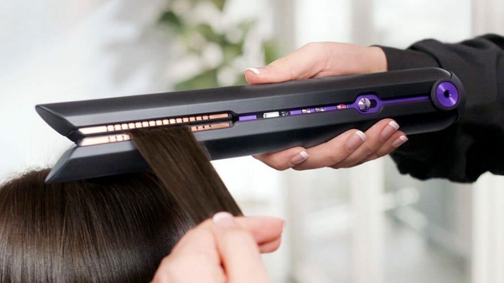 Профессиональный выпрямитель для волос